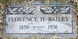 Florence Eliza <I>Hirst</I> Bailey
