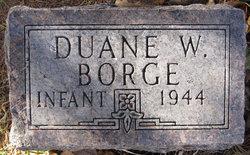 Duane W. Borge