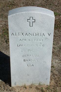 Alexandria Vanessa Barnes