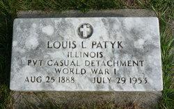 Louis John Patyk