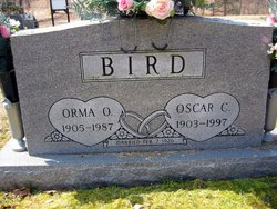 Orma Dell <I>Crihfield</I> Bird