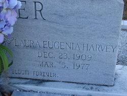 Laura Eugenia <I>Harvey</I> Buhler