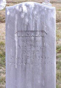 Lucinda <I>Edwards</I> Peaco