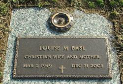 Louise <I>Miller</I> Basl