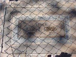 Jesse E. Crosby
