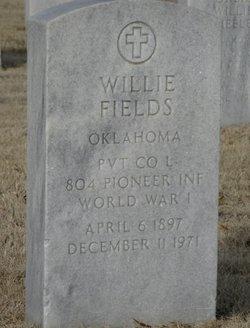 Willie Fields