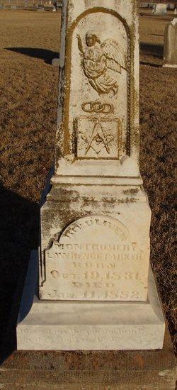 Rev Oliver Montgomery Lawrence Parker