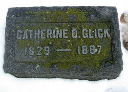 Catherine Henrietta <I>Oyler</I> Glick