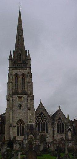 St Thomas of Canterbury Churchyard