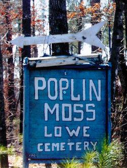 Poplin Moss Lowe Cemetery