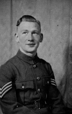 Sgt George Donald Savage
