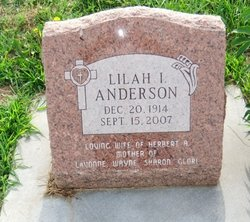 Lilah Irene <I>Oswald</I> Anderson