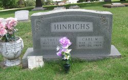 Carl W. Hinrichs