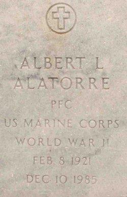 Albert L Alatorre