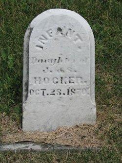 Infant Daughter Hocker