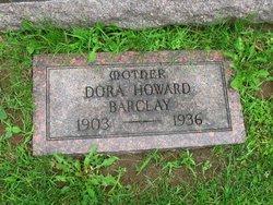 Dora A <I>Howard</I> Barclay