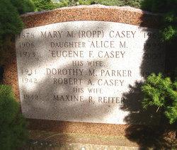 Eugene Frank Casey
