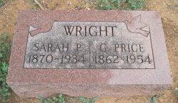Sarah Palestine <I>Oxford</I> Wright