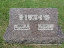 Annie Forbes <I>Cook</I> Black
