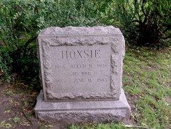Allen Nichols Hoxsie