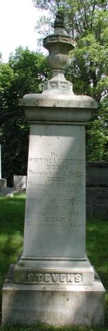 Deacon Whiting A. F. Stevens