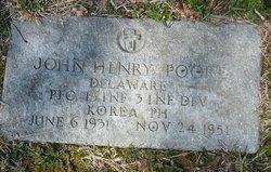 John Henry Poore