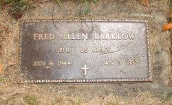Freddie Allen Barklow
