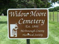 Widow Moore Cemetery