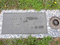 Leland Fountain Turner