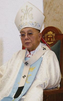 Cardinal Jaime Lachica Sin