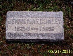 Jennie Mae <I>Firestine</I> Conley
