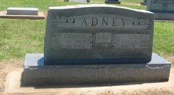 "Mrs Iva Ella ""Ivy"" <I>Chance</I> Adney"