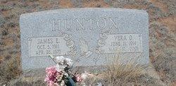 James E Hunton
