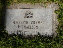Elizabeth <I>Cramer</I> Michaelson