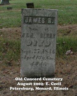 James Baxter Berry