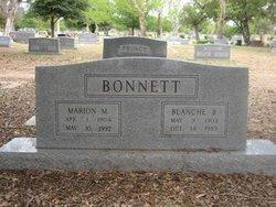 Marion Malcolm Bonnett