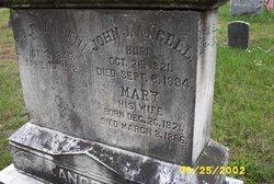 Mary <I>Haskell</I> Angell