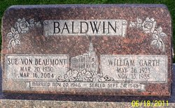 William Garth Baldwin