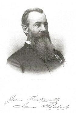 Dr James Henry Peabody