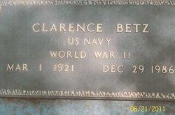 Clarence Betz