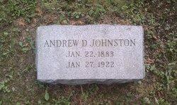 Andrew D Johnston