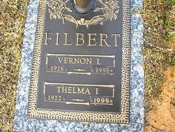 Thelma Iantha <I>Wilson</I> Filbert
