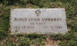 Rufus Lynn Edwards