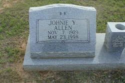 Johnie Nell <I>Yarber</I> Allen
