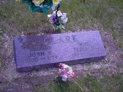 Freda O. <I>Collins</I> Clark