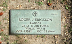 Roger J Erickson