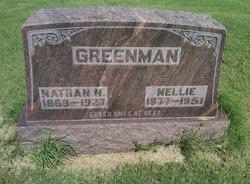 Nellie B. <I>Nelson</I> Greenman