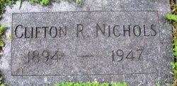 Clifton R. Nichols