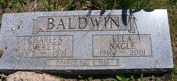 Lela <I>Nagle</I> Baldwin
