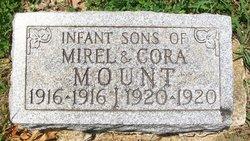Infant Son Mount